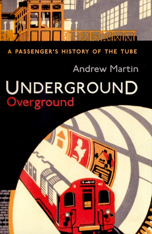 Book Review: Underground Overground By Andrew Martin