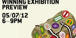 Preview: The Art Of Winning Exhibition @Boxpark