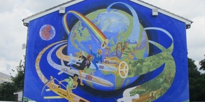 Alternative Tours Of London: The Mural Walk