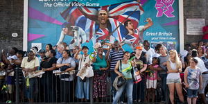In Pictures: The Olympic Torch Relay's Final Week