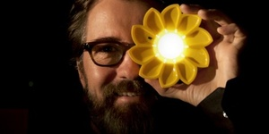 Olafur Eliasson's Little Sun Comes To Tate Modern