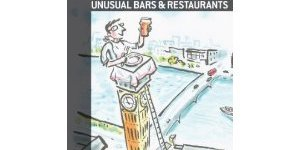 Book Review: Secret London - Unusual Bars & Restaurants