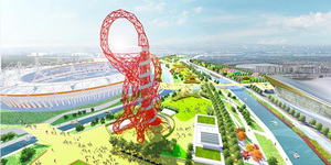 New Images Of The Olympic Park After The Games