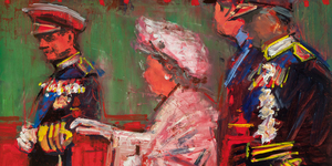 Art Preview: Mike Healey @ Thompson Gallery