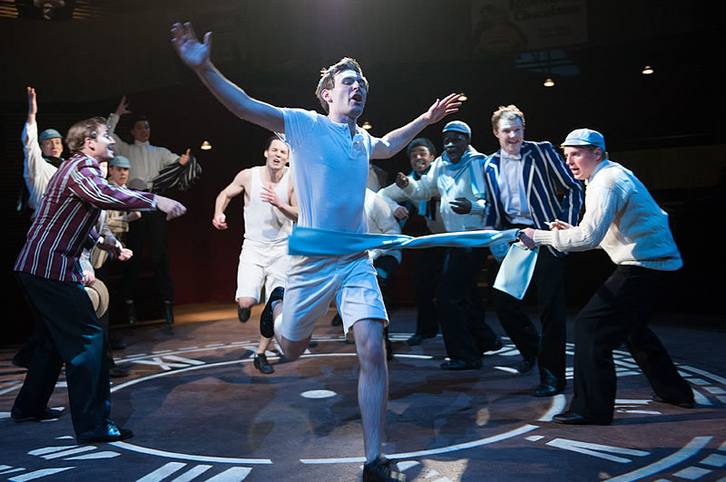 Theatre Review: Chariots Of Fire @ Gielgud Theatre