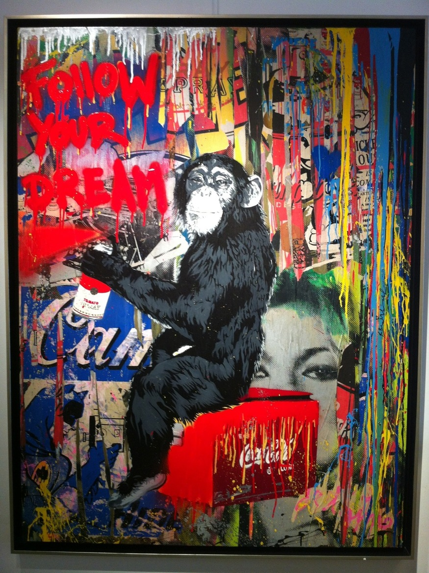 MR BRAINWASH, Everyday Life. © Its A Wonderful World