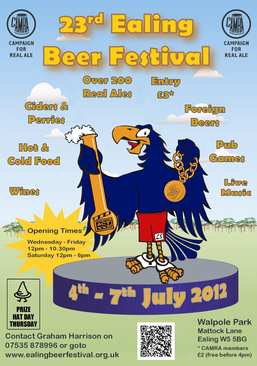London Beer Festival Round-Up: July