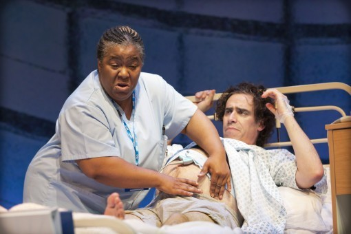 Theatre Review: Birthday @ Royal Court