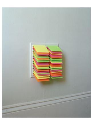 Alastair Levy, Proposals for Everyday Living (Air Vent). Courtesy Flowers Gallery.