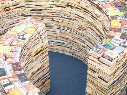 Help Build A Maze Of Books And Lego World Map @ Southbank Centre