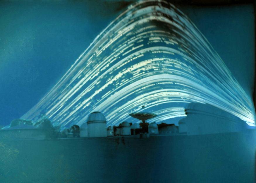 Regina Valkenborgh, Bayfordbury Observatory 6 months.