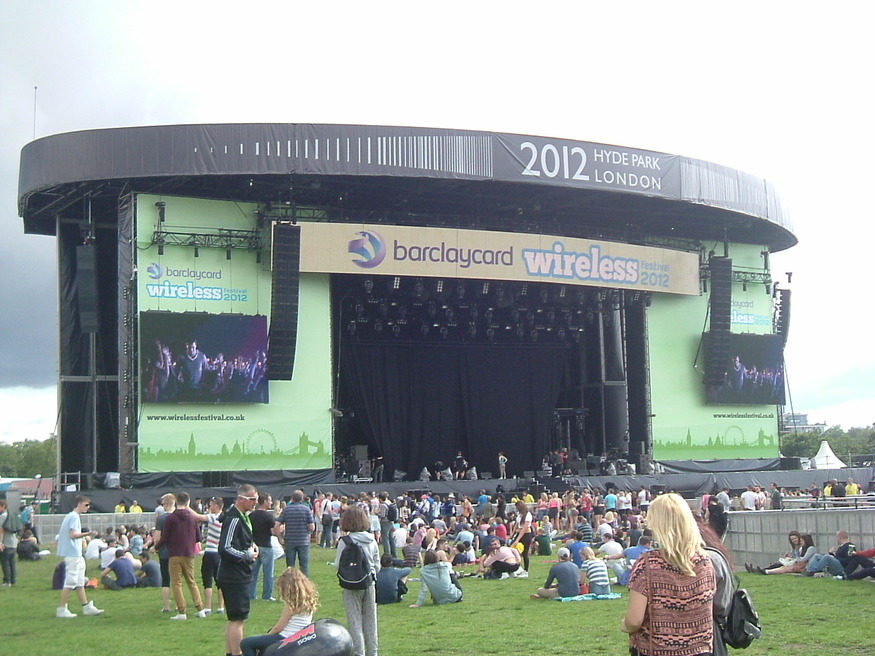 Festival Review: Wireless 2012