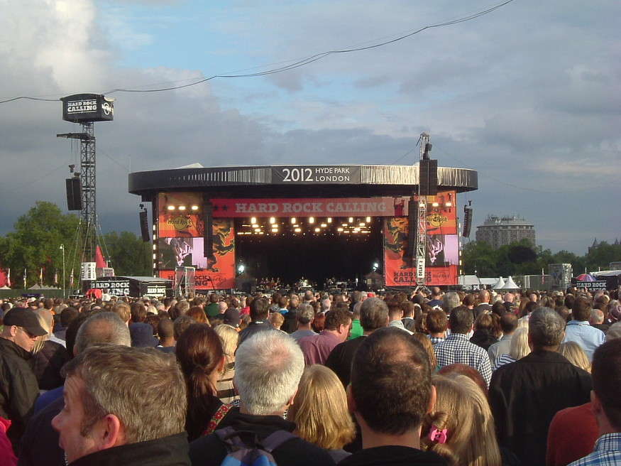 Festival Review: Hard Rock Calling 2012