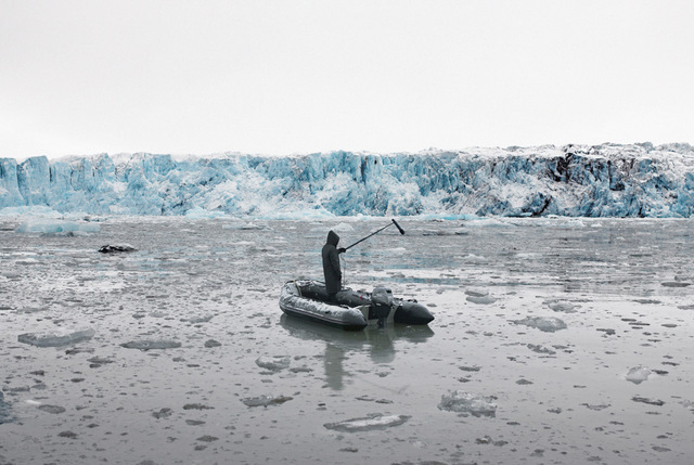 Andrea Galvani, Higgs Ocean #12. Courtesy of the artist and Meulensteen Gallery, New York.