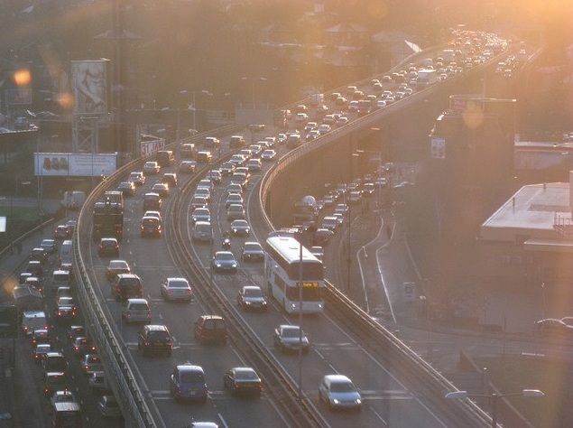 M4 Closed After Cracks Appear