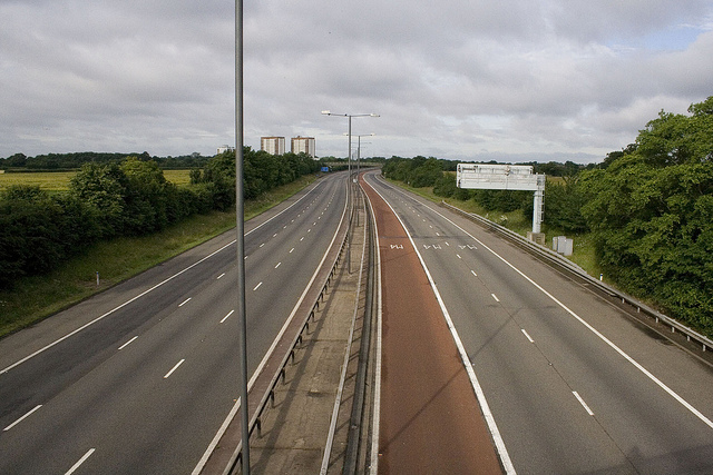 M4 Still Closed As Alternative Olympic Routes Investigated
