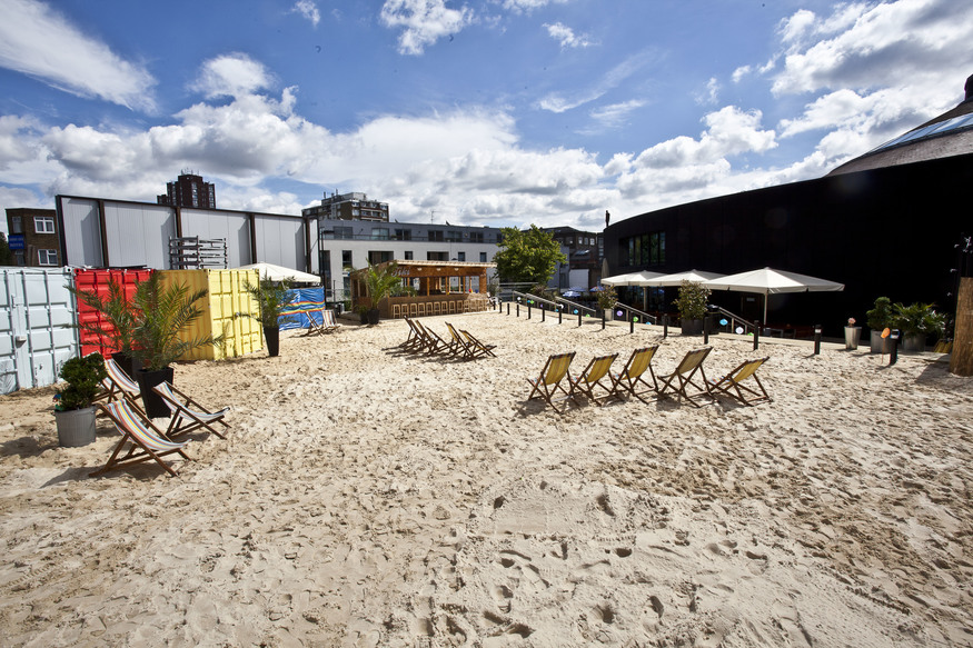 Opening Today: Camden Beach (Yes, Really)