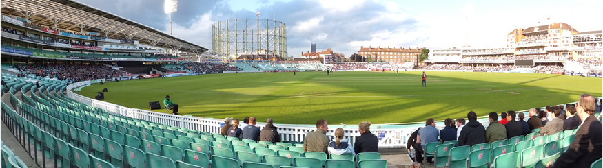 Watch t20 Cricket At The Oval This Week