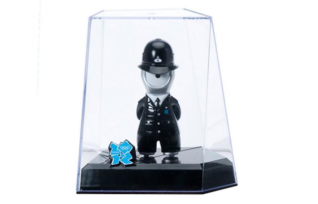 Policeman Wenlock: Amazon Reviews