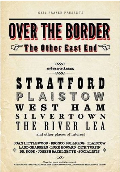 Book Review: Over The Border, The Other East End
