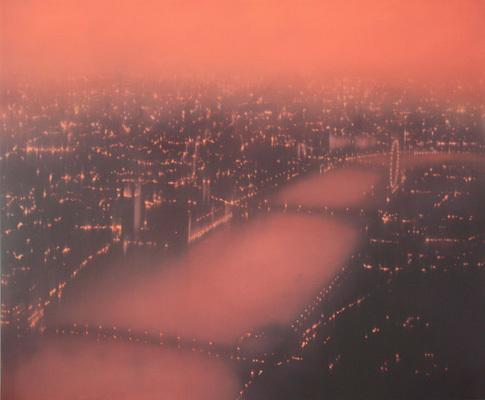 Jenny Pockley, Westminster Bridge. Courtesy Sarah Myerscough.