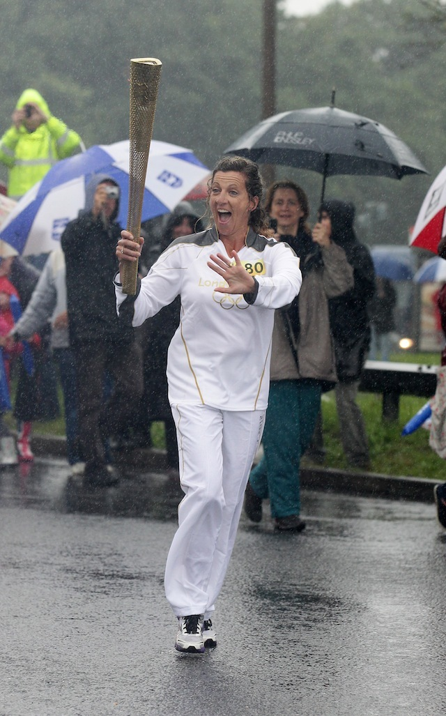 Where To Watch The Olympic Torch Relay This Weekend