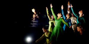 Dance Around London: August 2012