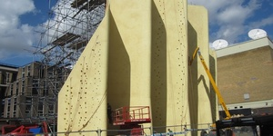 Giant Climbing Wall To Open At Truman Brewery