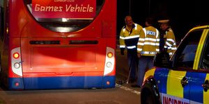 Cyclist Dies After Collision With Olympic Bus