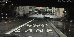 TfL Relax Olympic Route Network Restrictions