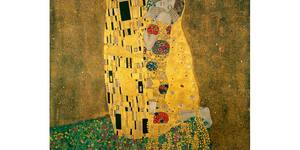 Gustav Klimt-Inspired Street Art @ Grosvenor Gardens