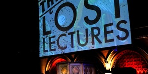 The Lost Lectures: New Evenings Announced