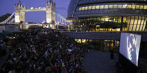 Al Fresco Music, Theatre And Film At The More London Free Festival