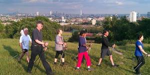 Alternative London Workouts #19: Nordic Walking