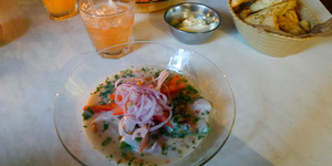 Restaurant Review : The Last Days of Pisco