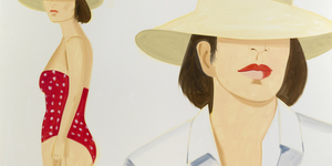 Art Preview: Alex Katz @ Timothy Taylor Gallery