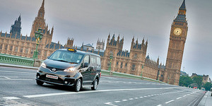 Design For New London Taxi Revealed