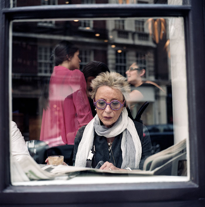 Estela, London, 2012, by Elena Alhimovich