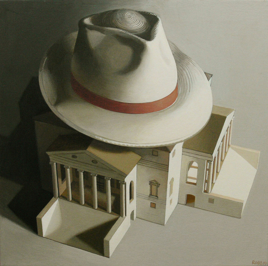 Alan Robb, Ze Palladio. Courtesy Sarah Myerscough