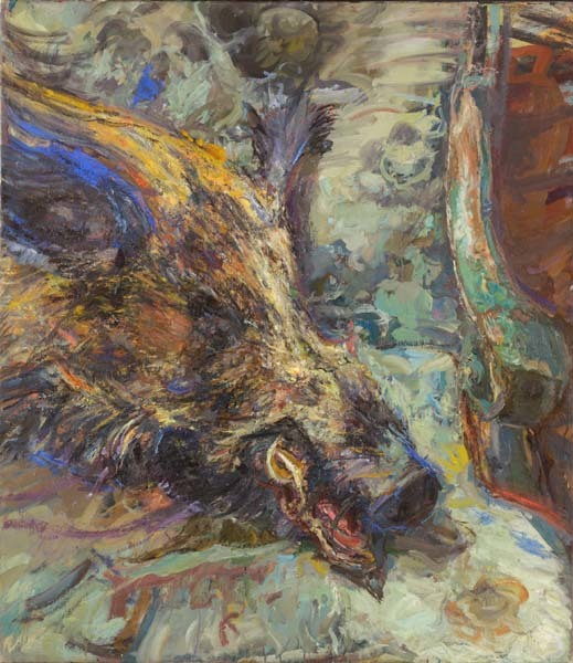 Catherine Goodwin, Boar. Courtesy Marlborough Fine Art.