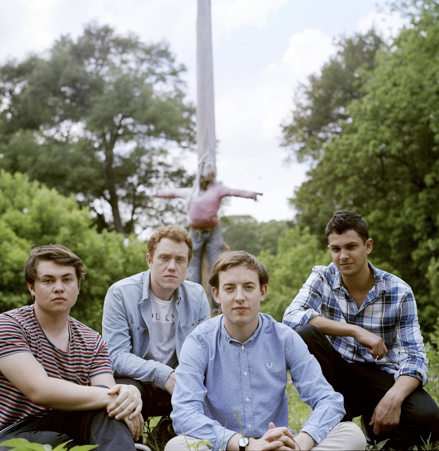 Festival Interview: Bombay Bicycle Club