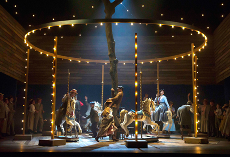 Review: Carousel @ Barbican Theatre