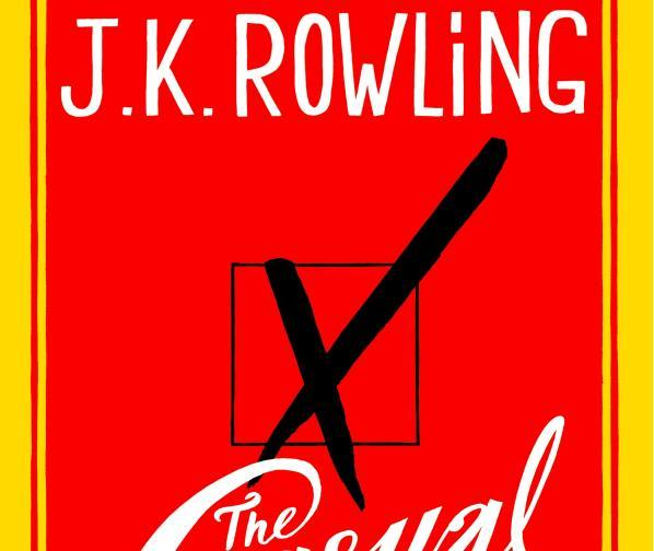 Lit Preview: JK Rowling Will Launch New Novel At Southbank Centre