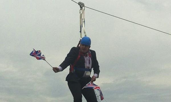 Extra, Extra: Dangling Boris Special
