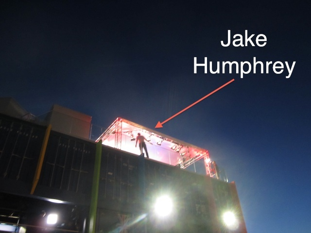 Things To Do In The Olympic Park: Jake Baiting