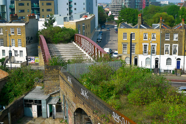 The Limehouse Curve
