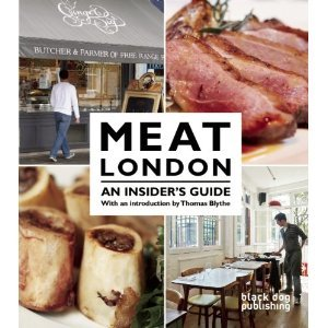 Book Reviews: Cafe Life London And Meat London