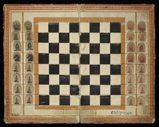Vintage chess.