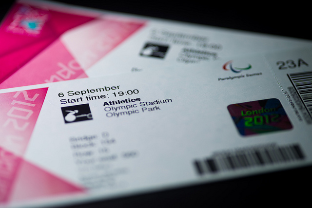 Record Paralympics Ticket Sales And More Available Next Week