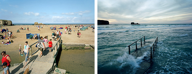 Michael Marten. Perranporth, Cornwall. Courtesy Gallery@Oxo.